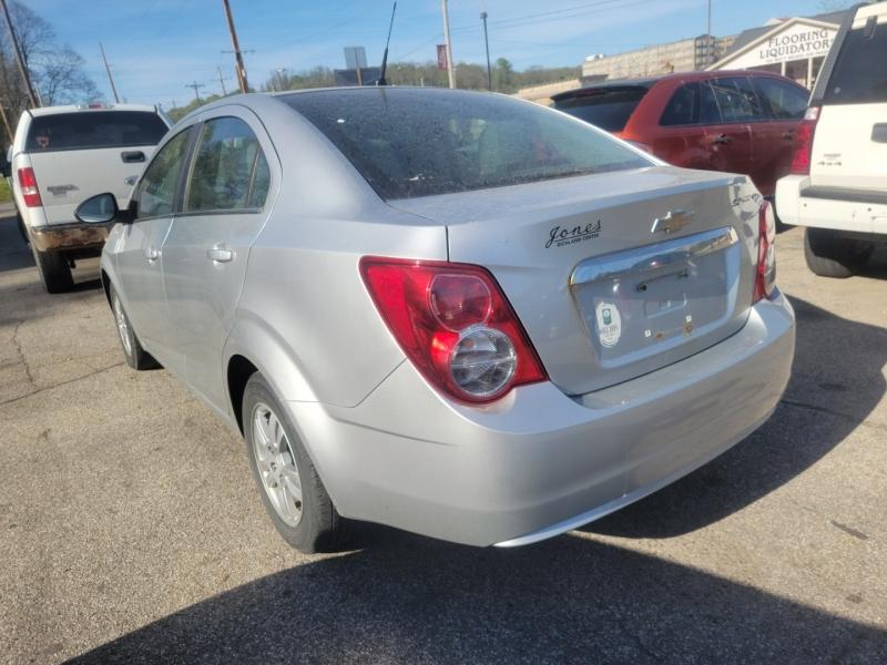 Chevrolet Sonic 2012 price $3,000