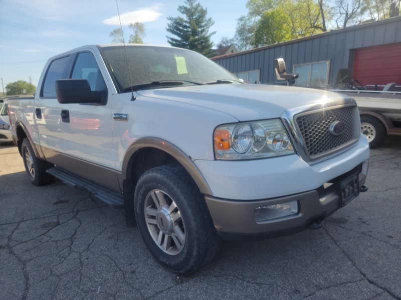 Ford F-150 2005 price $3,400