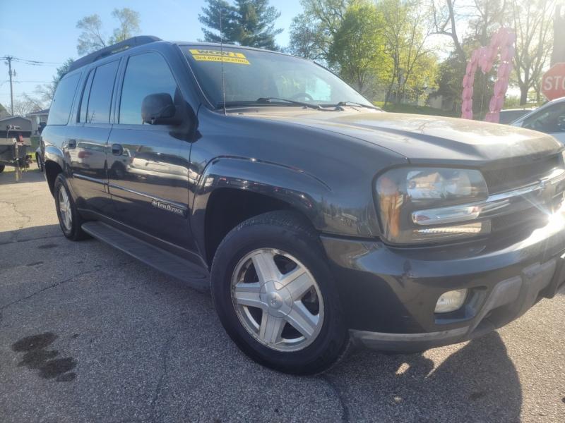 Chevrolet TrailBlazer 2003 price $1,500