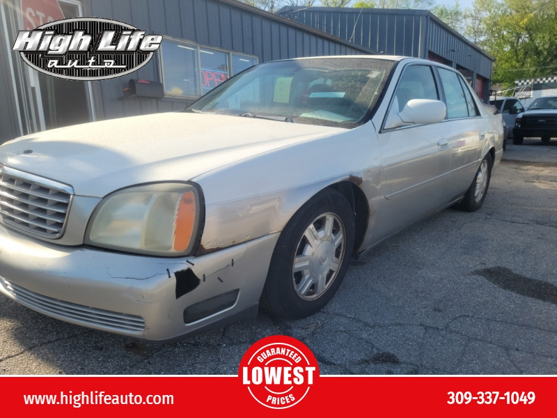 Cadillac DeVille 2005 price $1,500