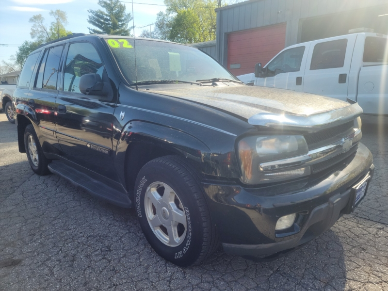 Chevrolet TrailBlazer 2002 price $1,500