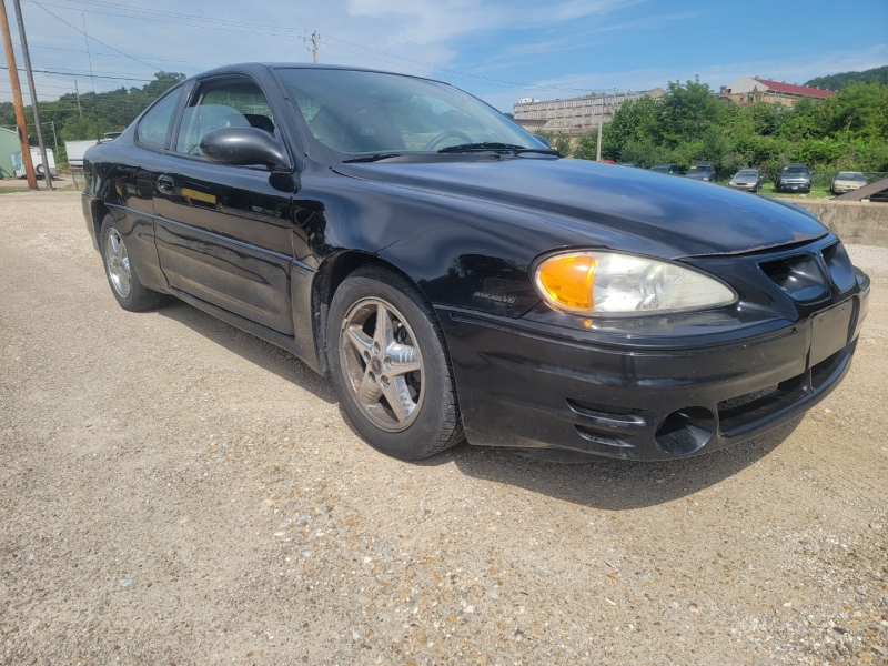 Pontiac Grand Am 2004 price $1,800