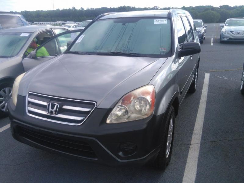 HONDA CR-V 2006 price $5,450