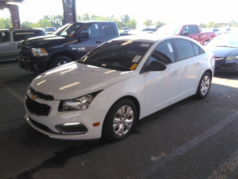 CHEVROLET CRUZE LIMITED 2016 price $9,450