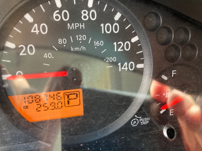NISSAN FRONTIER 2007 price $4,795