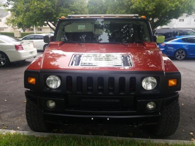 HUMMER H2 2003 price $19,250