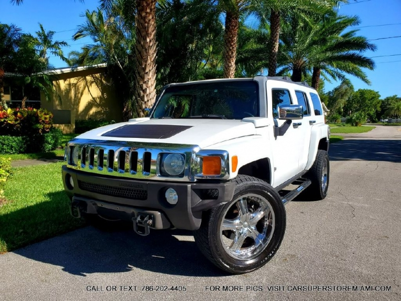 HUMMER H3 2006 price $11,995