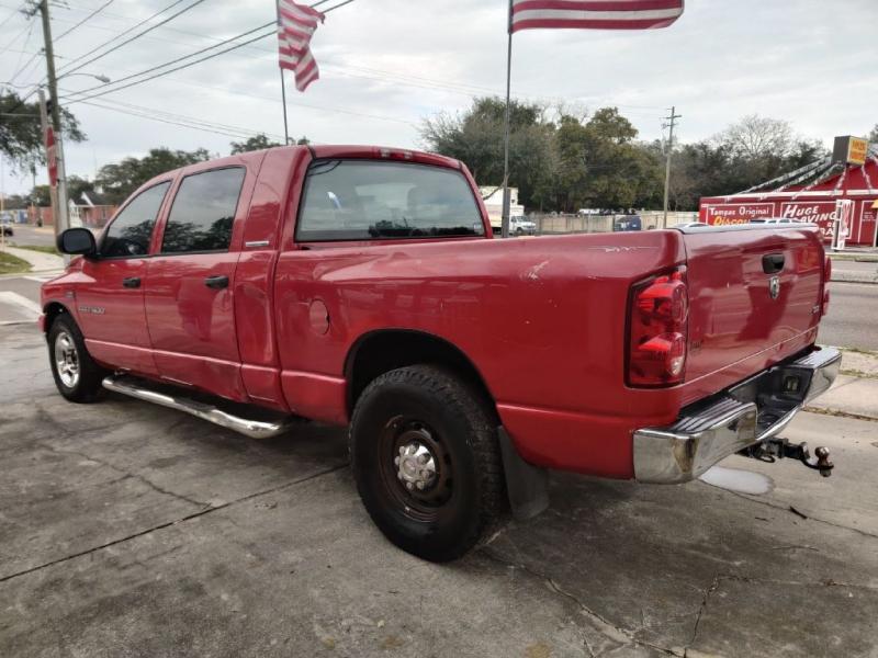 DODGE RAM 1500 2007 price $6,550