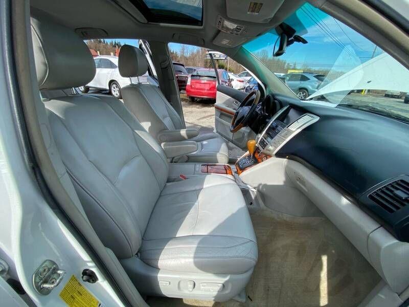 LEXUS RX 2008 price $8,495