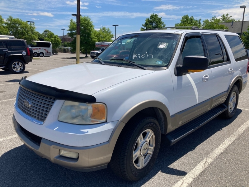 FORD EXPEDITION 2003 price Call for Pricing.