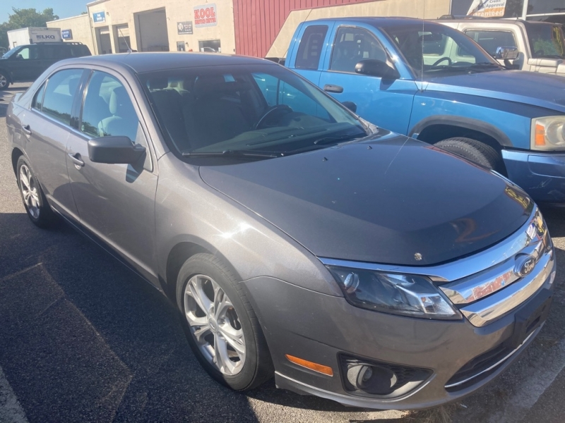 FORD FUSION 2012 price $6,750