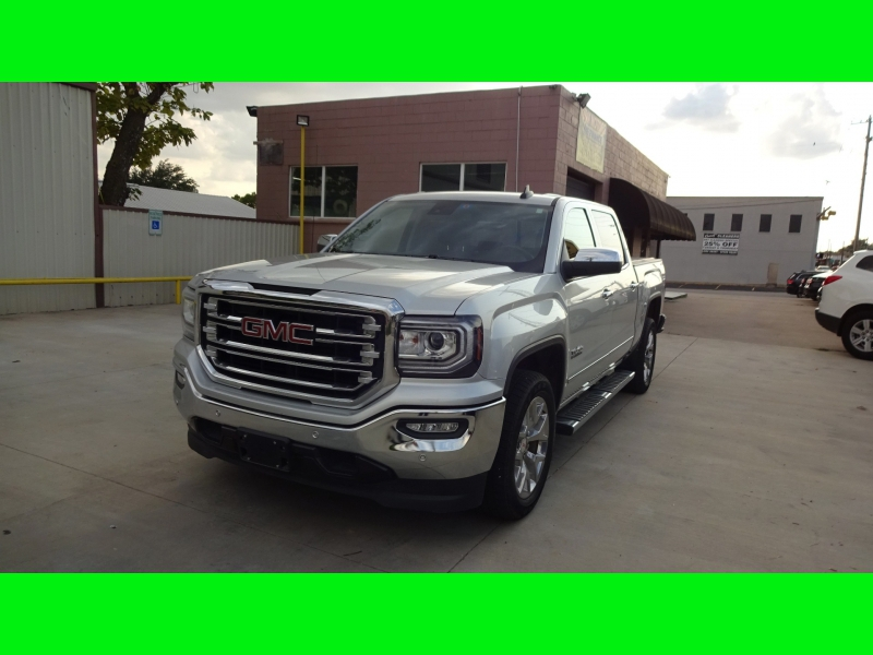 GMC Sierra 1500 2018 price $37,999