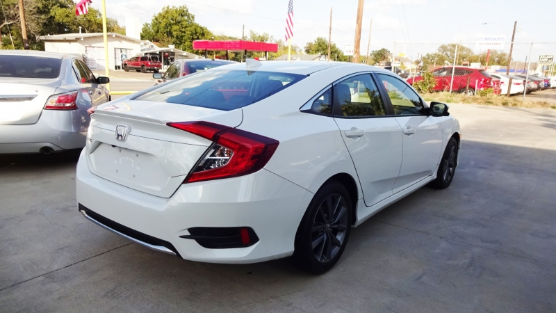 Honda Civic Sedan 2019 price $19,999
