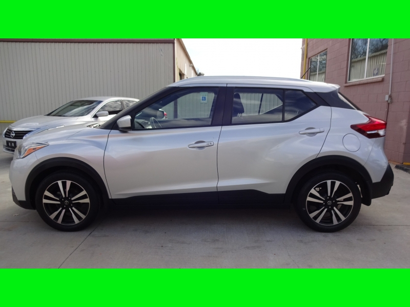 Nissan Kicks 2018 price $12,999