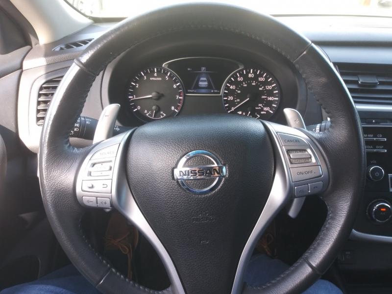 Nissan Altima 2017 price $11,499