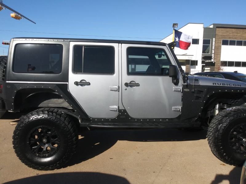 Jeep Wrangler Unlimited 2014 price $24,999
