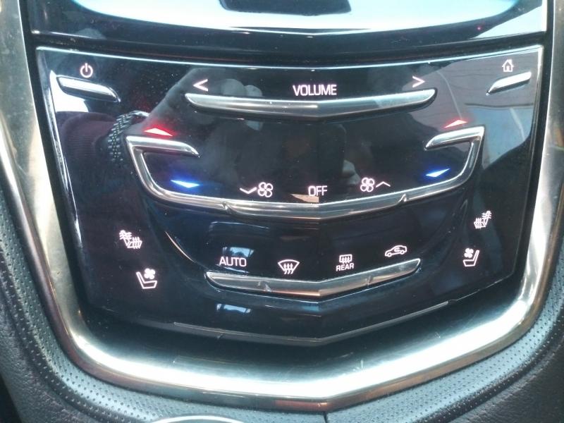 Cadillac CTS Sedan 2016 price $16,900