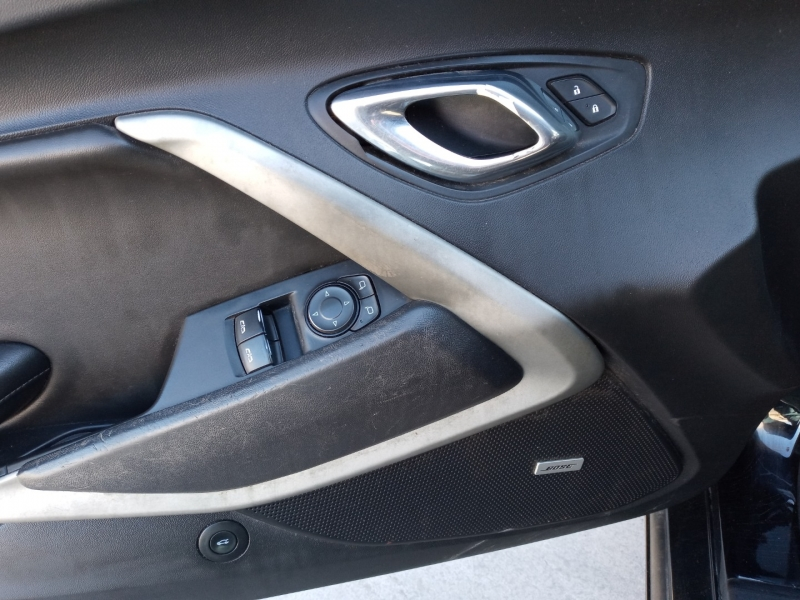 Chevrolet Camaro 2017 price $17,900
