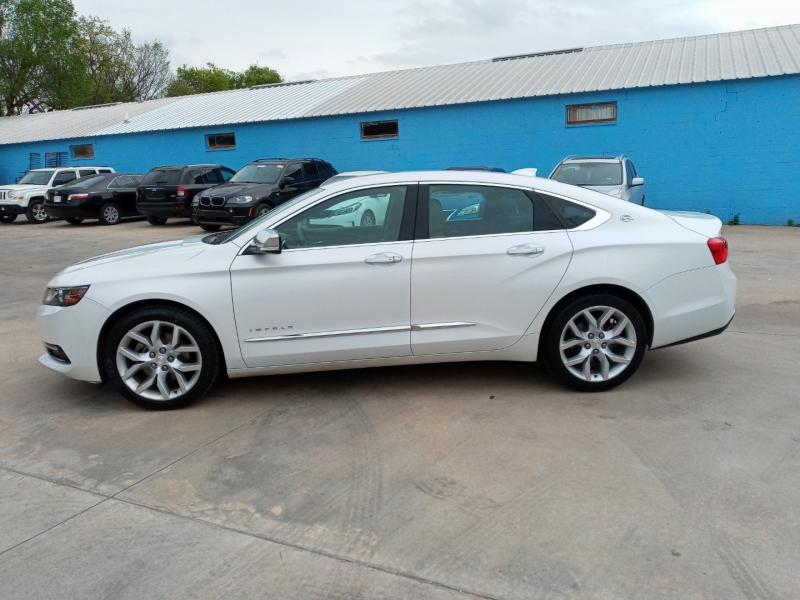 Chevrolet Impala 2018 price $17,499