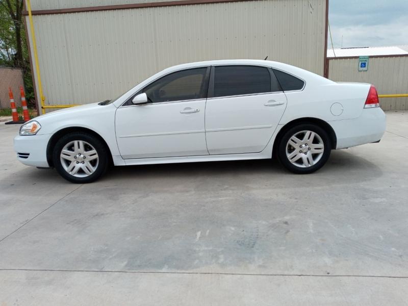 Chevrolet Impala Limited 2016 price $9,900