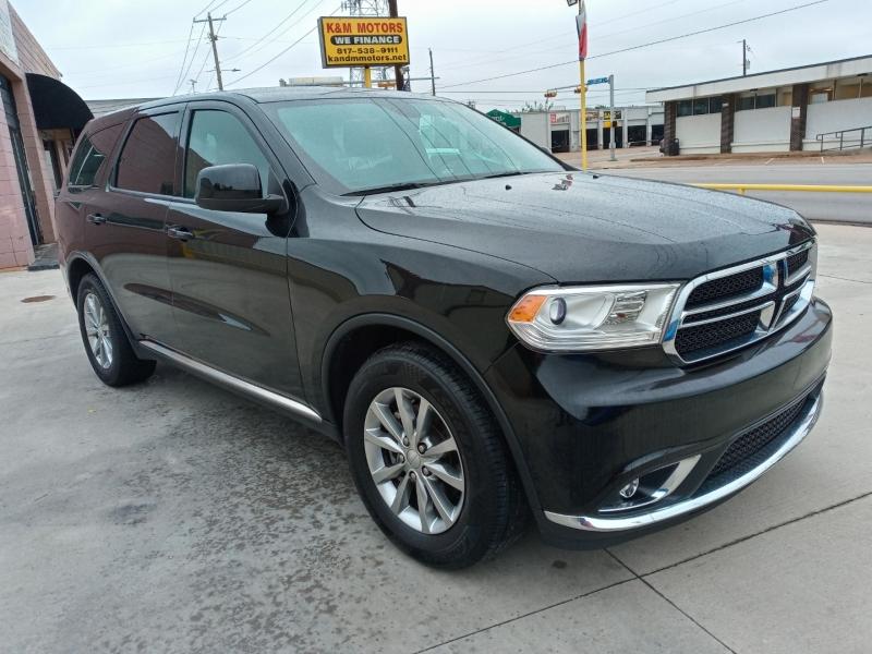 Dodge Durango 2018 price $22,999