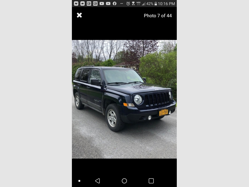 Jeep Other 2015 price $6,995