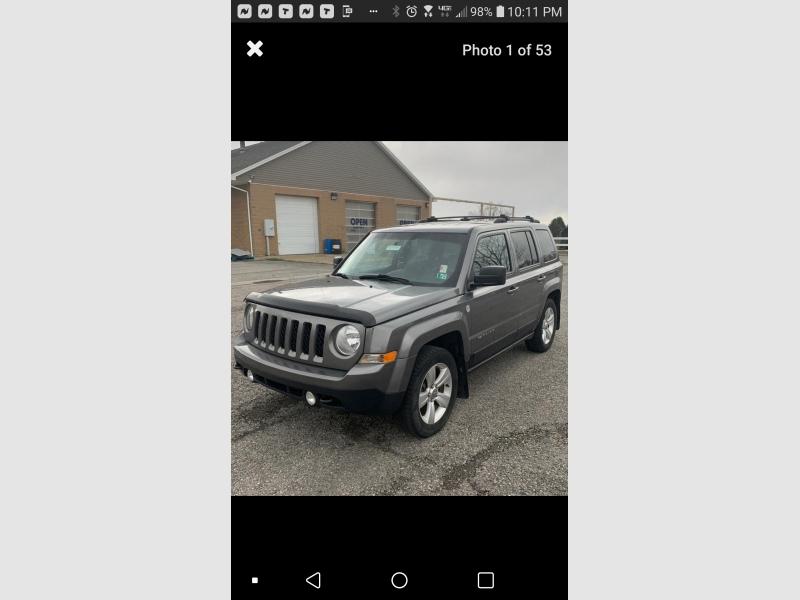 Jeep Patriot 2013 price $6,800