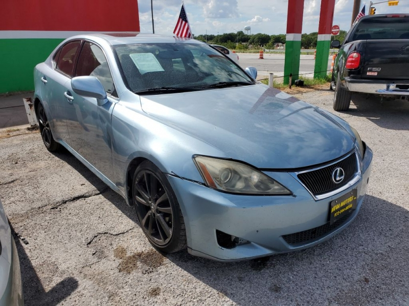 LEXUS IS 250 2007 price $1,025 Down