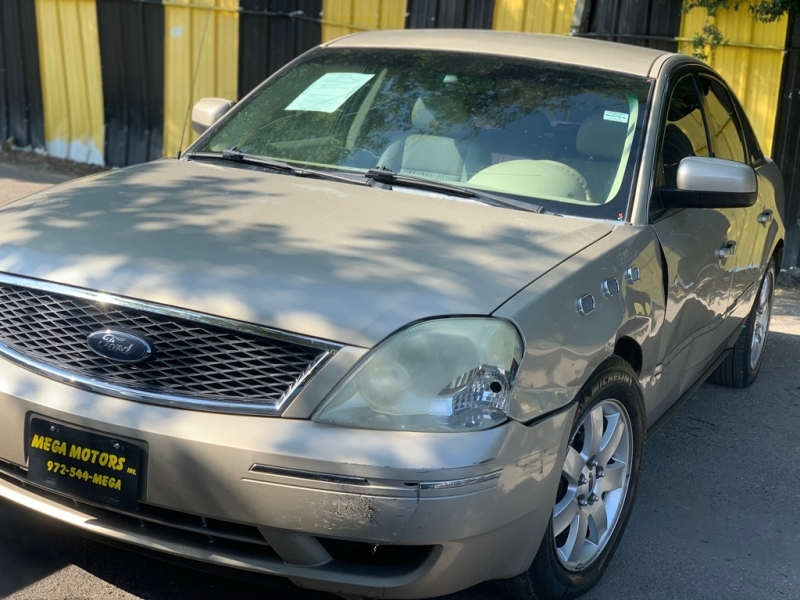 FORD FIVE HUNDRED 2006 price $199 Down