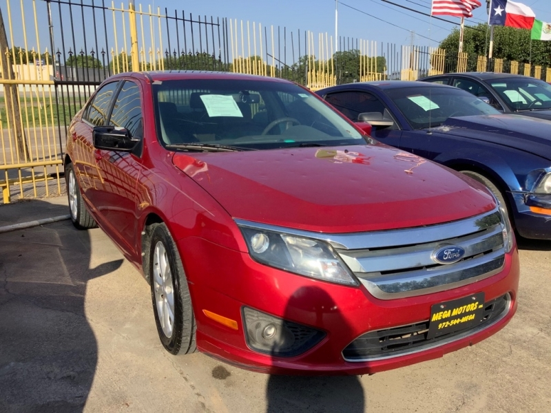 FORD FUSION 2012 price $1,025 Down