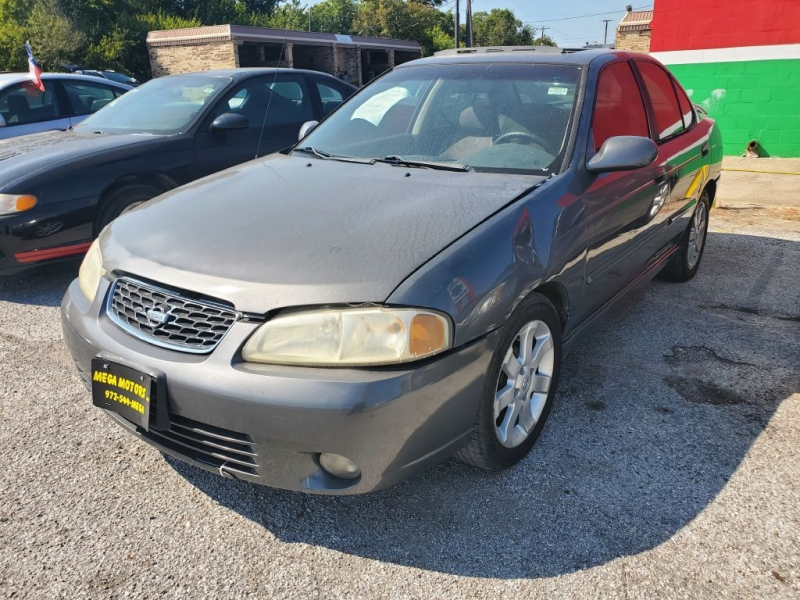 NISSAN SENTRA 2001 price $199 Down