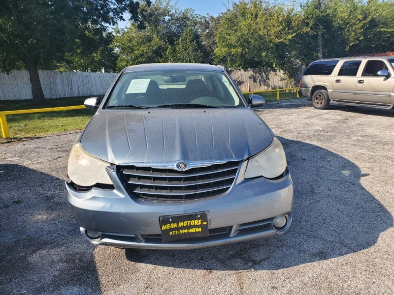 CHRYSLER SEBRING 2007 price $199 Down