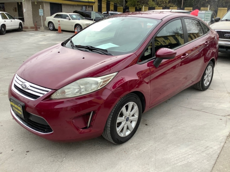 FORD FIESTA 2011 price $1,025 Down