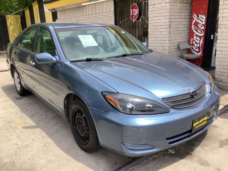 TOYOTA CAMRY 2003 price $1,000 Down