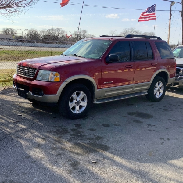 FORD EXPLORER 2005 price $1,025 Down