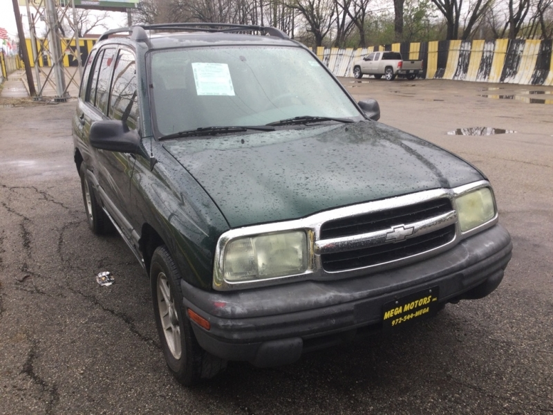 CHEVROLET TRACKER 2004 price $1,000 Down