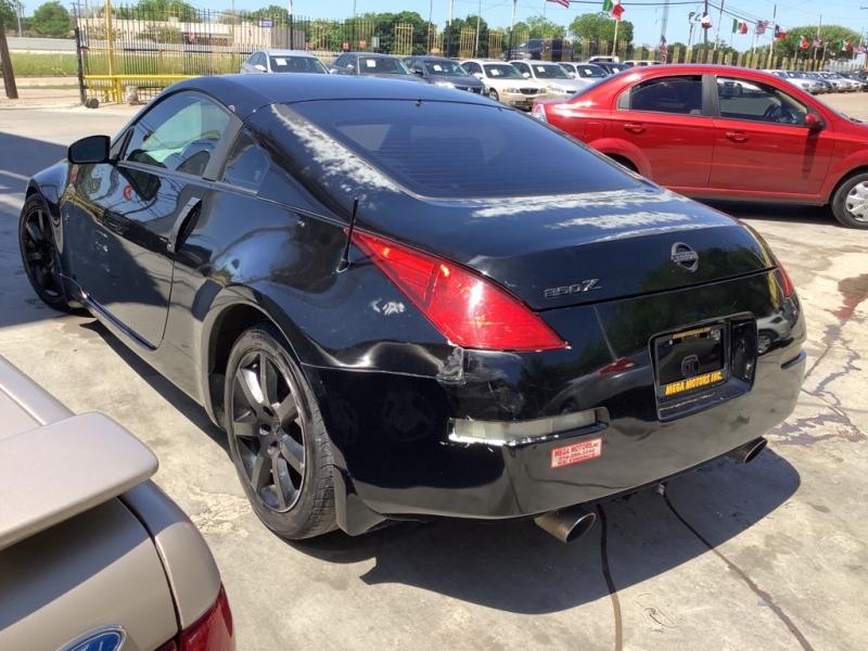NISSAN 350Z 2005 price $2,000