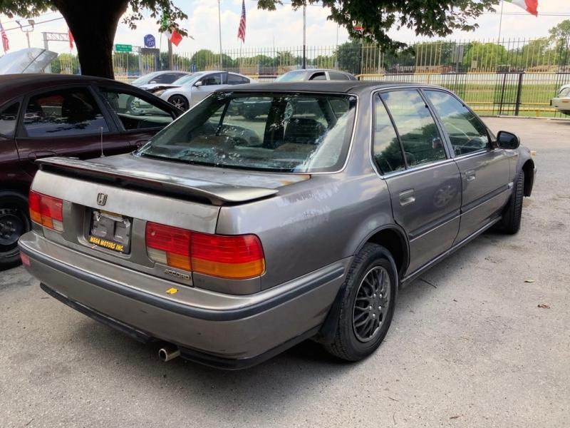 HONDA ACCORD 1992 price $500