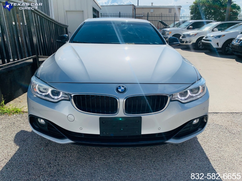 BMW 4 Series 2015 price $14,995