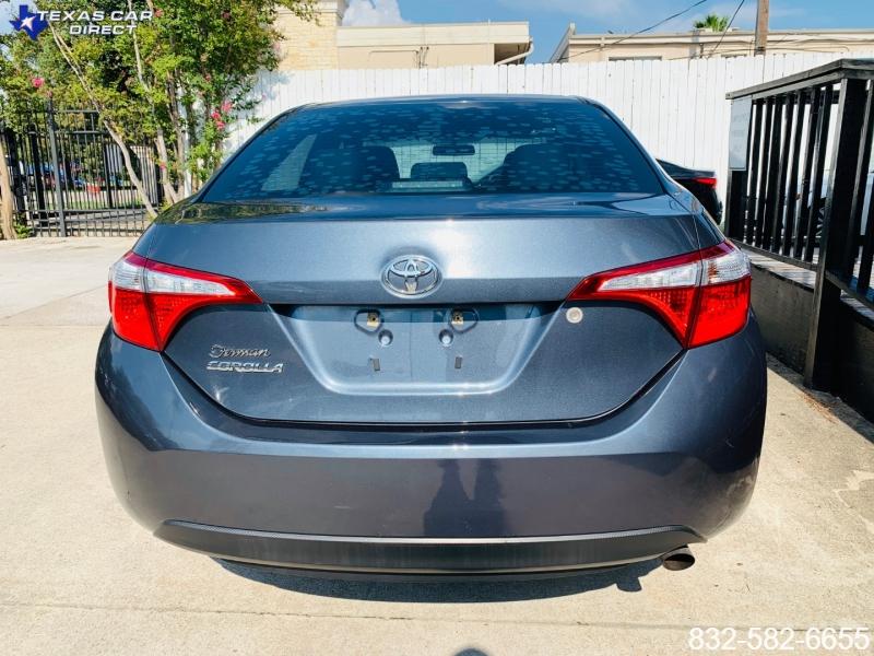 Toyota Corolla 2015 price $10,895