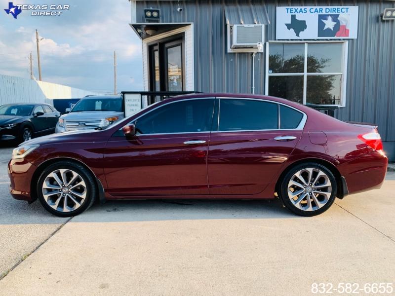 Honda Accord Sedan 2014 price $10,995