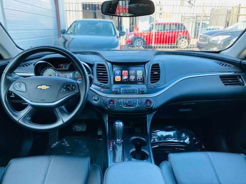 Chevrolet Impala 2019 price $16,995