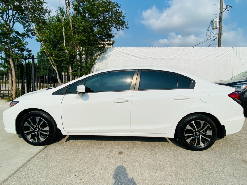 Honda Civic Sedan 2014 price $11,995