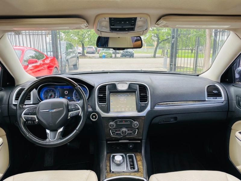 Chrysler 300 2016 price $17,995