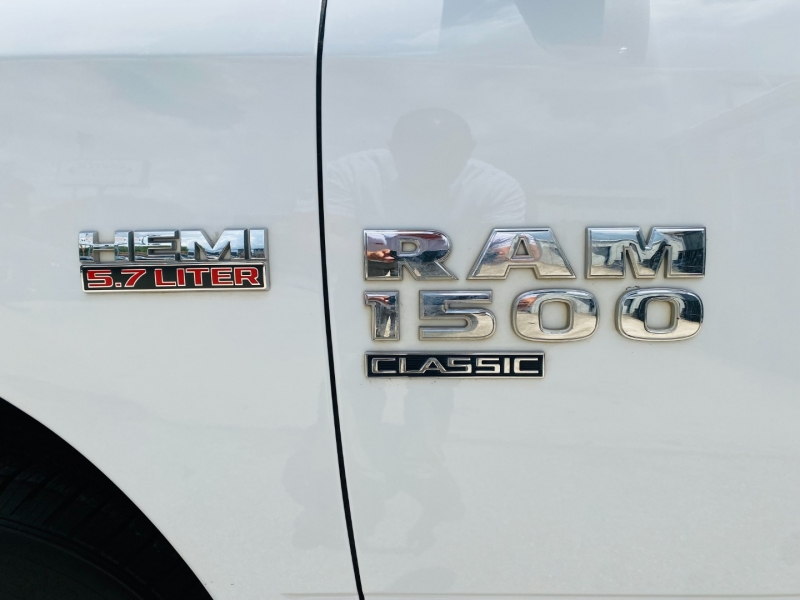 RAM 1500 Classic 2020 price $35,995
