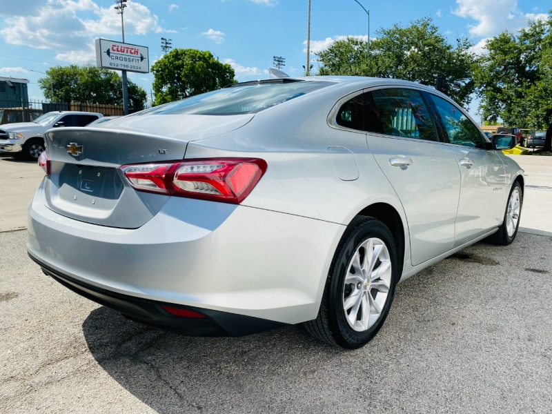 Chevrolet Malibu 2019 price $18,995