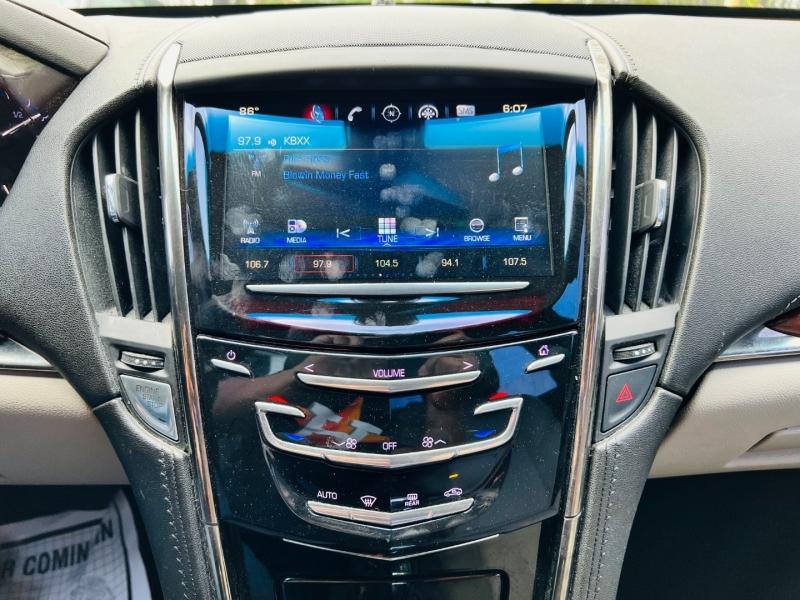 Cadillac ATS Sedan 2016 price $16,995