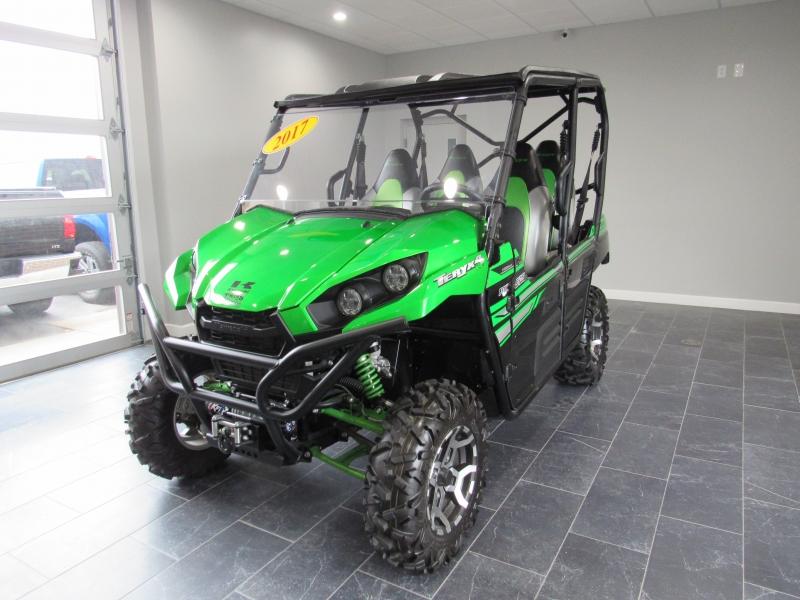 Kawasaki KRT800 2017 price $12,995