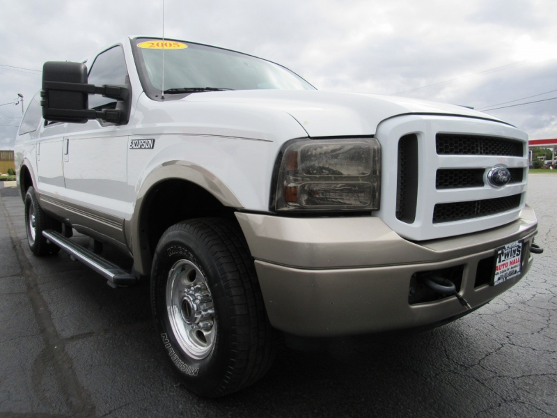 Ford Excursion 2005 price $11,995