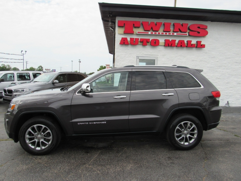 Jeep Grand Cherokee 2015 price $21,995